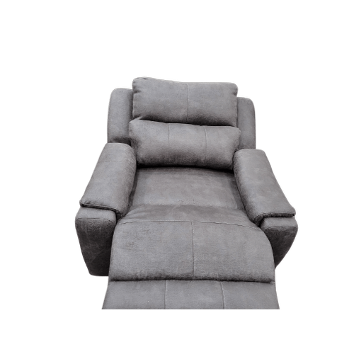 Southern Motion - Power Headrest Fabric Recliner- Bombshell Ink