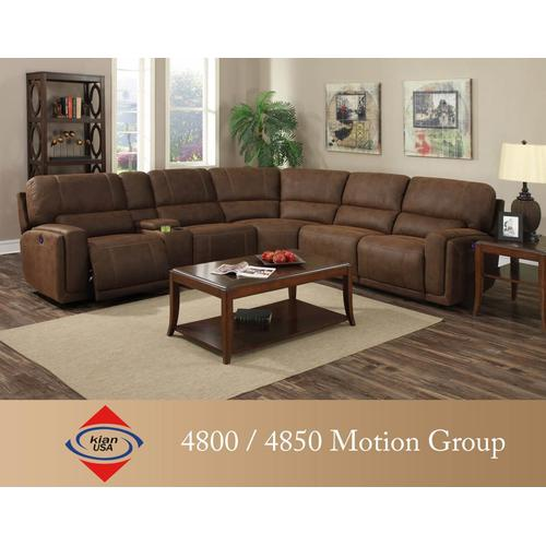 6 Piece Power Motion Sofa Sectional