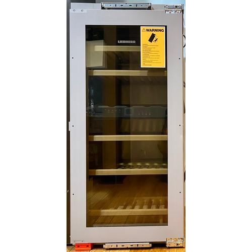 "Liebherr HW4800  24"" Built-in multi-temperature wine cabinet *Panel Ready*"