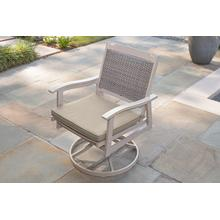 Agio International Patio Swivel Rocker Chair