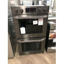 LG STUDIO 4.7 cu. ft. Smart wi-fi Enabled Double Built-In Wall Oven **OPEN BOX ITEM** West Des Moines Location
