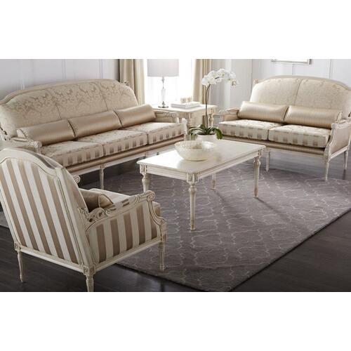 Continental Furniture Ltd - Robespierre Plain - End Table