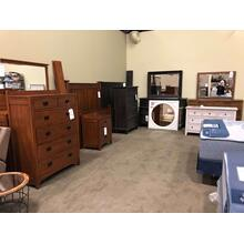 Great Value!! Several bedroom sets in Stock and ready to go--Mission Hills by A American, Magnaussen....Check out the Value today!