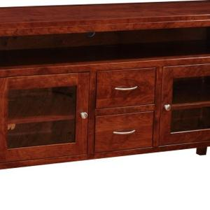 AMISH MADE CUSTOM CRAFTED CONSOLE