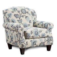 FUSION 532 Catalina Linen Maya Indigo Chair