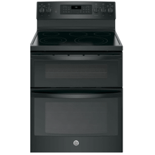 "GE 30"" Free-Standing Electric Double Oven Convection Range"