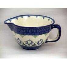 Forget-Me-Not Batter Bowl