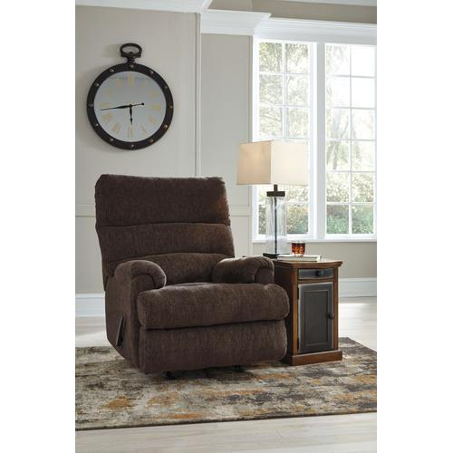 Man Fort Rocker Recliner - Earth