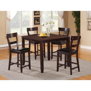 Packages - Crown Mark 2754 Henderson Counter Height Dining Group