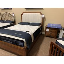 See Details - Bungalow Queen Upholstered Bed