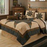 Forest Star - Quilted Bedding Collection