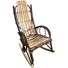 Amish Hickory Rocker