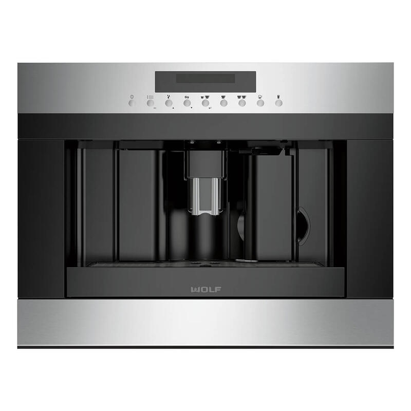 "24"" Coffee System - Stainless Steel"