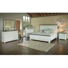 Luna 6pc Queen Bedroom Set