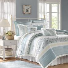Dawn 9 piece Comforter Set - Queen
