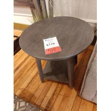 CLEARANCE Round End Table