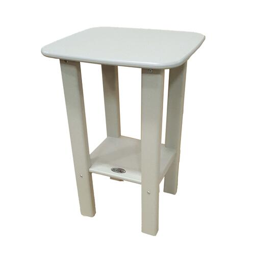 Classic Counter Height Side Table
