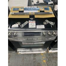5.8 cu. ft. 5 Burner Slide-in Gas Range in Stainless Steel**OPEN BOX ITEM** Ankeny Location
