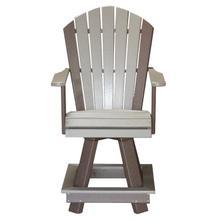 "20"" Classic Swivel Counter Chair"