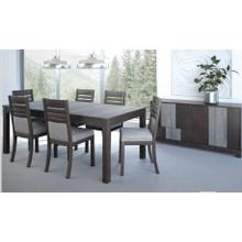 View Product - Dining Table and 6 Chairs