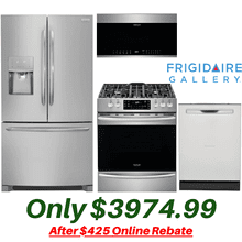 Frigidaire Gallery Kitchen Suite