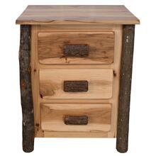 See Details - HT663  3-Drawer Nightstand