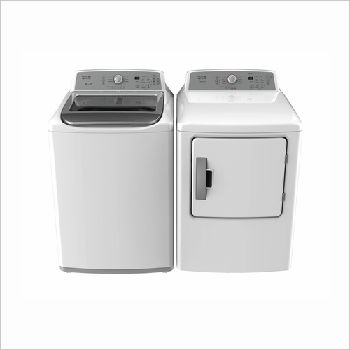 Arctic Wind 4.1 cu. ft. Top Load Washer / Electric Dryer with 6.7 cu. ft. Capacity, 10 Dry Cycles, 4 Temperature Settings