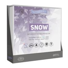 Cooling Mattress Pad Therm-A-Sleep Snow Protector