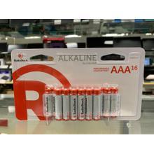 Alkaline Battery AAA 16-Pack