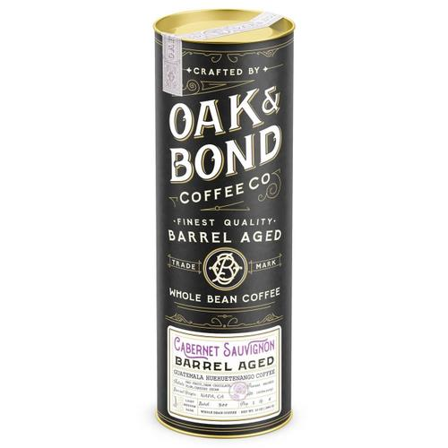 Oak Coffee - Cabernet Sauvignon Aged Coffee