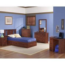 Cinnamon FRUITWOOD Perdue Dresser