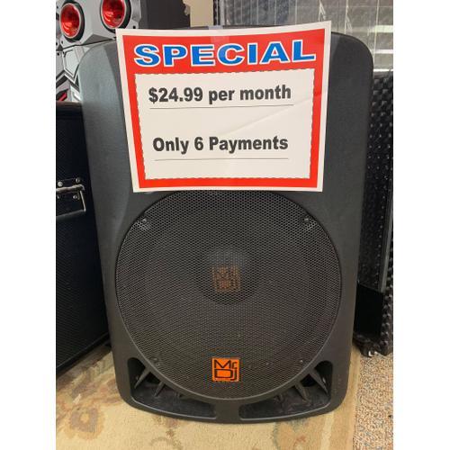 Gemini - Mr. DJ Speaker