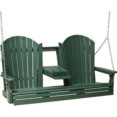Adirondack Swing 5' Green