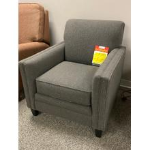View Product - Gray Accent Chair