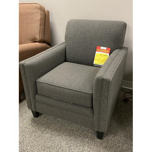 Smith Brothers Furniture - Gray Accent Chair