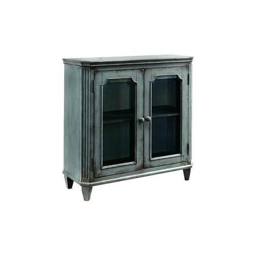 Mirimyn Small Teal Cabinet