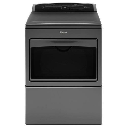 Whirlpool 7.4CF Chrome Shadow Electric Dryer