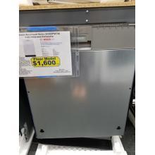 See Details - Bosch Benchmark Panel Ready Dishwasher SHV89PW73N (FLOOR MODEL)