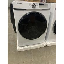4.5 cu. ft. Front Load Washer with Steam in White**OPEN BOX ITEM** Ankeny Location