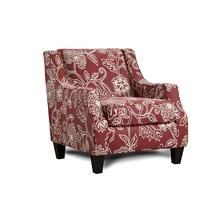 See Details - Countryside Cherry Accent Chair