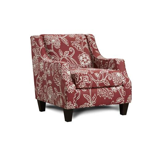 Designer's Choice - Countryside Cherry Accent Chair