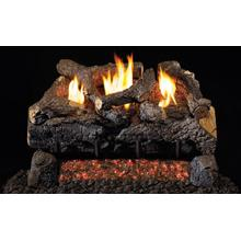 Evening Fyre Charred Vent Free Logs