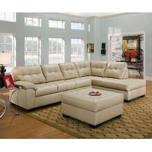View Product - 9568 Pearl RAF Chaise/LAF Sofa
