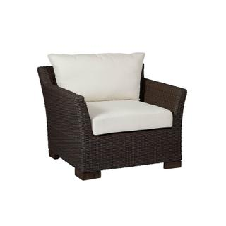 See Details - Club Woven Lounge Chair