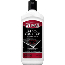 Weriman Cooktop Heavy Duty Cleaner & Polish - 2 Pack