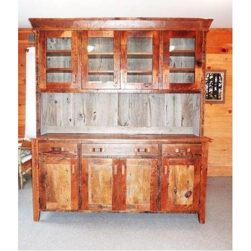 Product Image - Barn Board Hutch