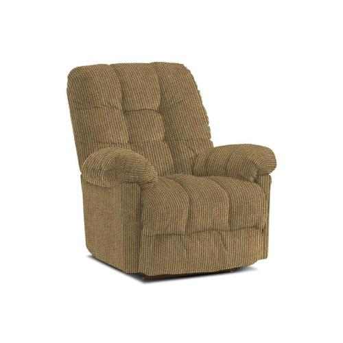 BROSMER Power Tilt Headrest Rocker Recliner