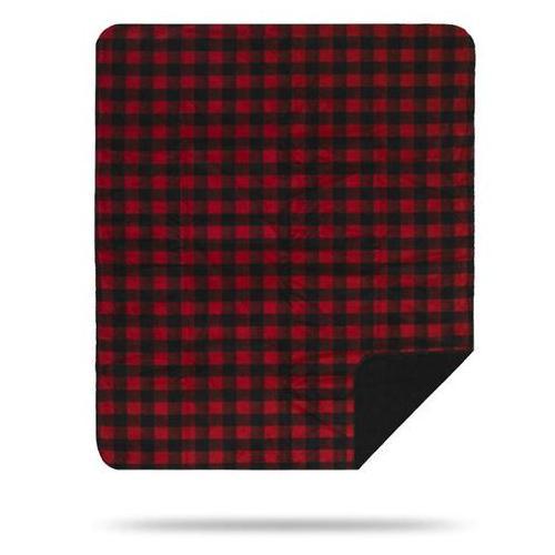 Denali Blankets - Large Bunk House Plaid