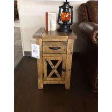 View Product - Telluride Power Chairside Table