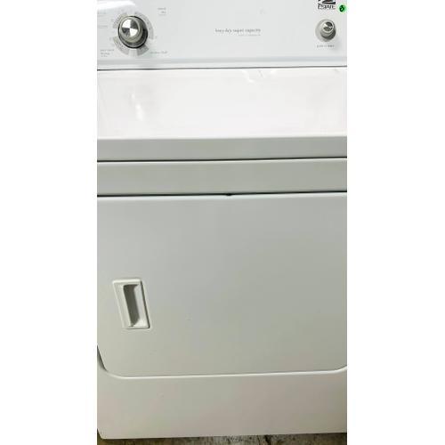 USED-  Estate  ELECTRIC Dryer-  EDRYSTANDW29-U SERIAL #87